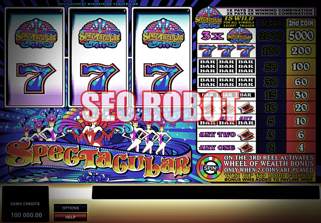 Recommended Slot Games